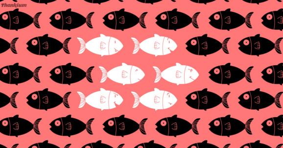 Ilustracón cowork-n-roll de la agencia Thankium