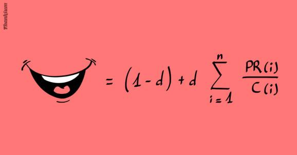Ilustración fórmula de la felicidad de la agencia Thankium