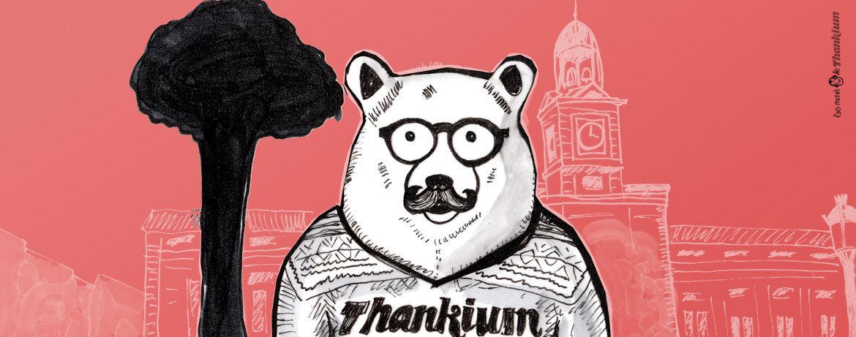 Ilustración Thankium, agencia de publicidad en madrid