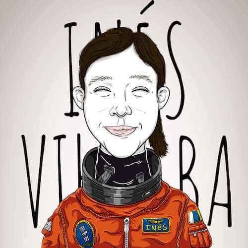 Inés Villalba Junior Designer Thankium agencia de publicidad