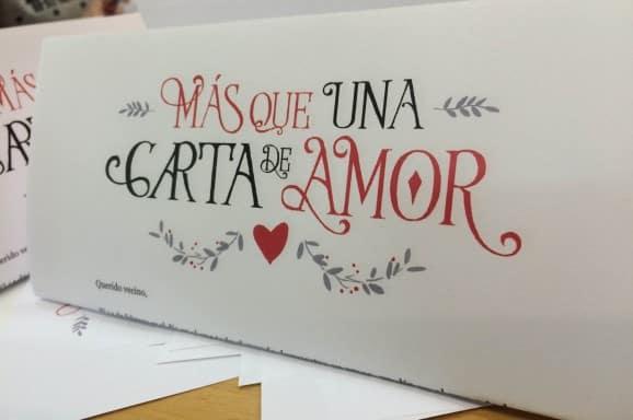Más que una Carta de Amor Grañén Case Study Thankium