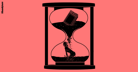 Ilustración contenido Thankium ¿Cuánto dura un contenido?