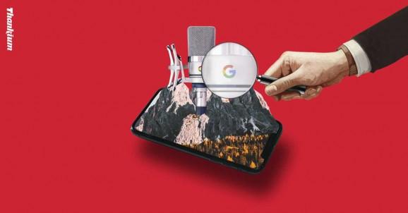 Google SEO, ilustración de Thankium Agencia de publicidad