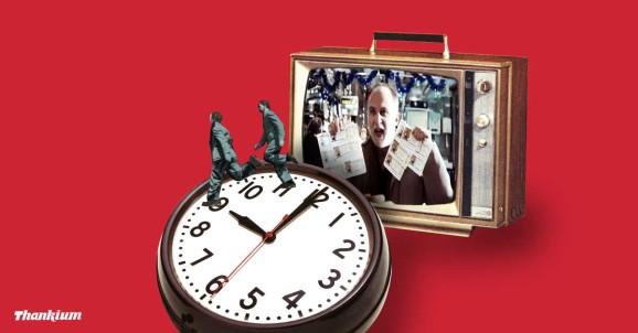 El anuncio de lotería de Navidad divide Thankium (otra vez)