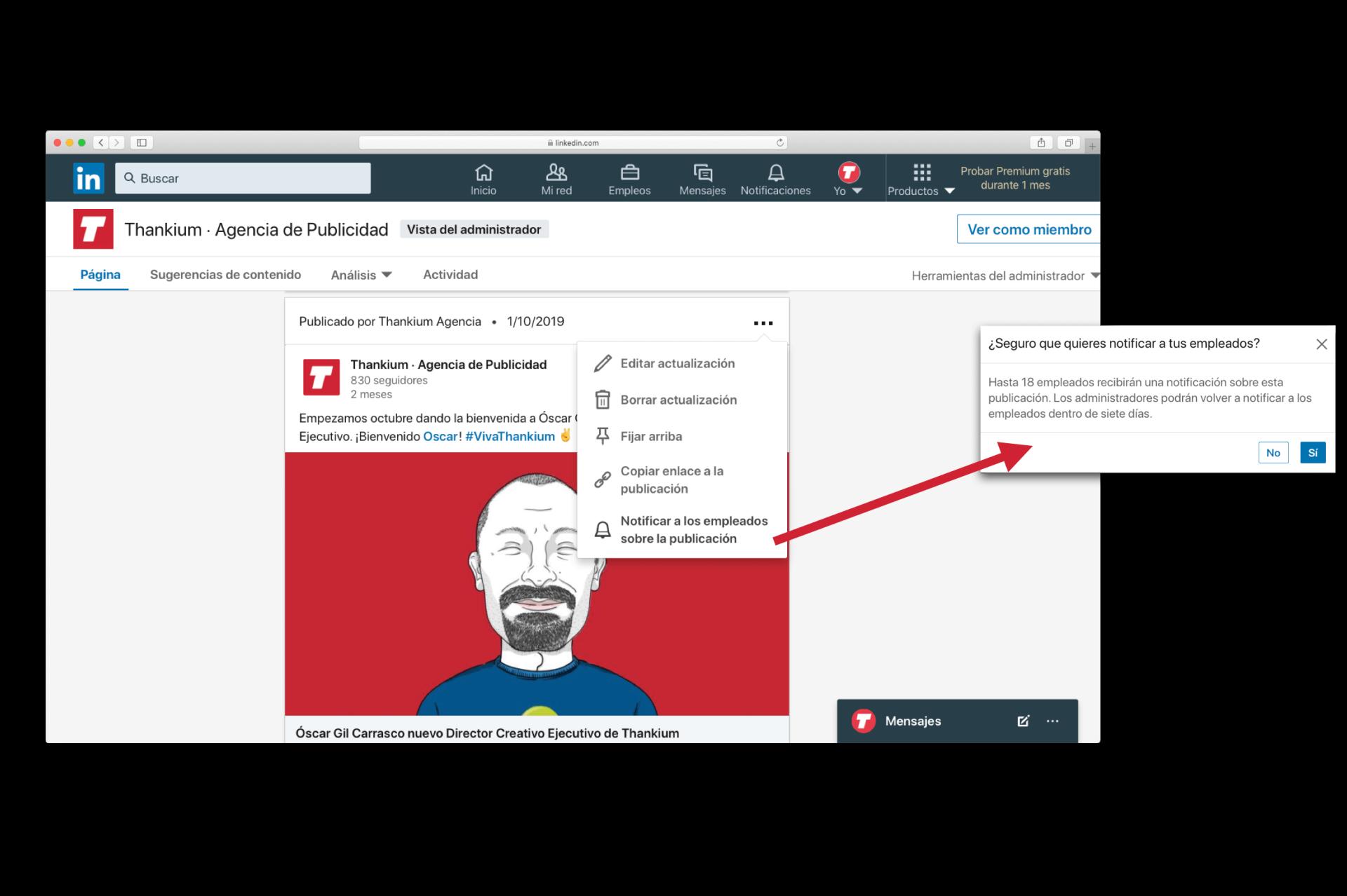 trucos-para-redes-sociales-notifiaciones-empleados-linkedin
